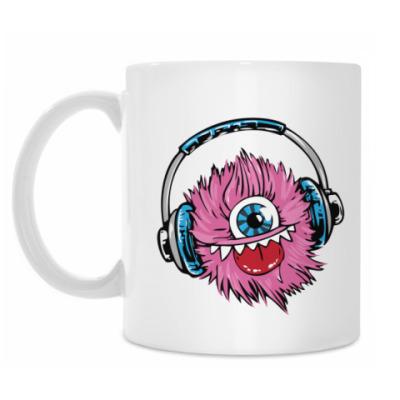 Кружка Music Monster