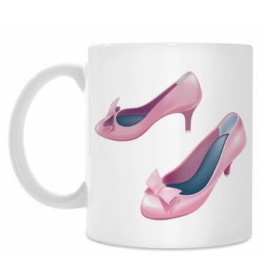 Кружка Туфли