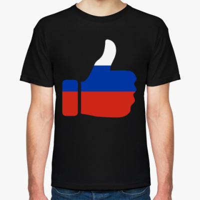 Футболка Like Russia