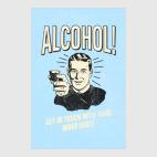 Алкоголь!