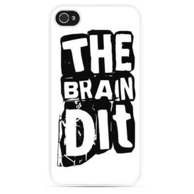 "Чехол для iPhone Чехол iPhone 4/4s ""TBD"""
