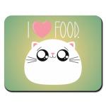 Я люблю еду I love food