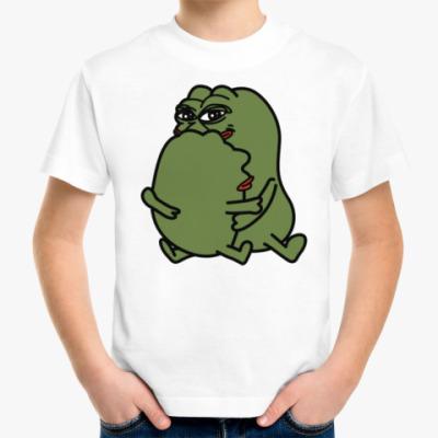 Детская футболка Pepe Love