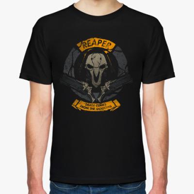 Футболка Overwatch Reaper Gabriel Reyes