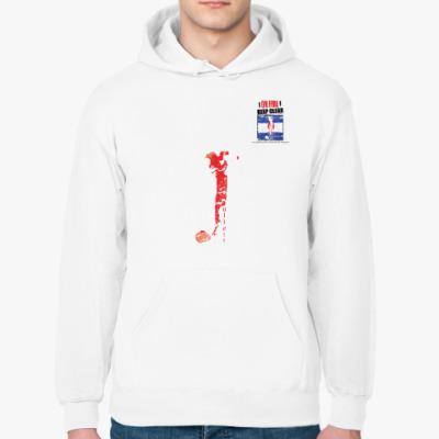 Толстовка худи «J» - Juliett / Джулиэт (Maritime Flag)