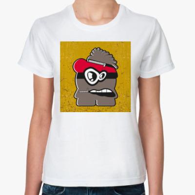 Классическая футболка ArtiShock
