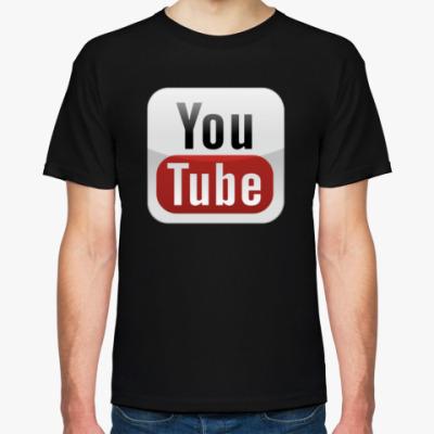 Футболка YouTube