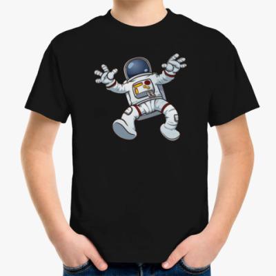 Детская футболка Астронавт