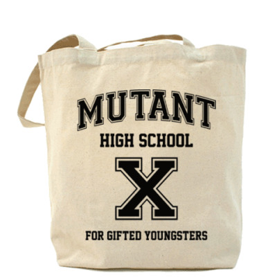 Сумка X-Men High School