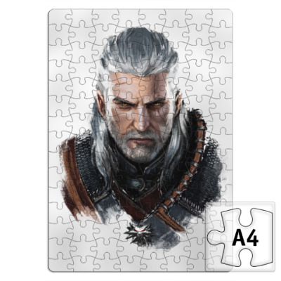 Пазл The Witcher