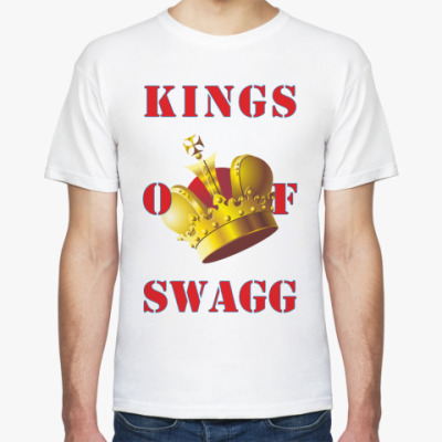 Футболка KINGS OF SWAGG