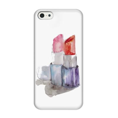 Чехол для iPhone 5/5s Женская радость