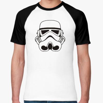 Футболка реглан Stormtrooper