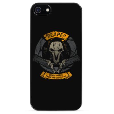 Чехол для iPhone Overwatch Reaper Gabriel Reyes