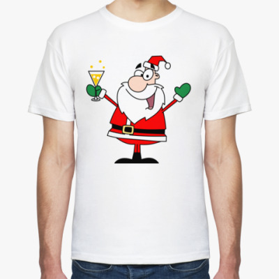 Футболка Party Santa