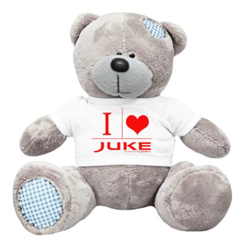 Плюшевый мишка Тедди Juke