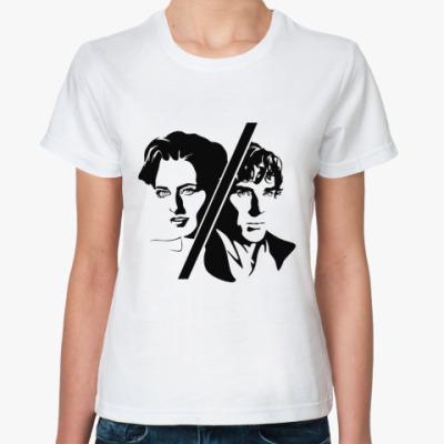 Классическая футболка Iren/Sherlock