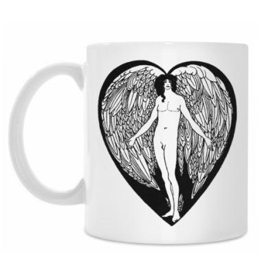 Кружка Angel Beardsley