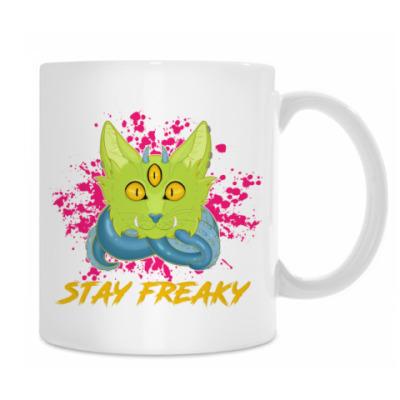 Freaky Cat