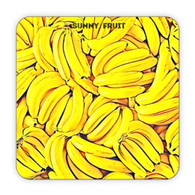 Костер (подставка под кружку)   Sunny fruit