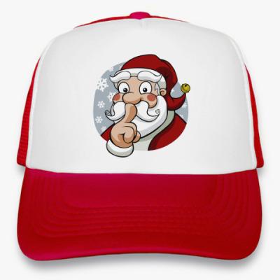Кепка-тракер Funny Santa