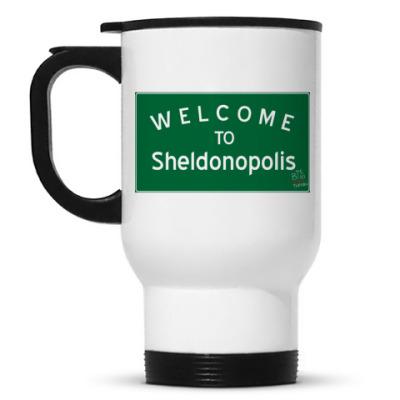 Кружка-термос Sheldonopolis