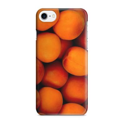 Чехол для iPhone 7/8 Персики