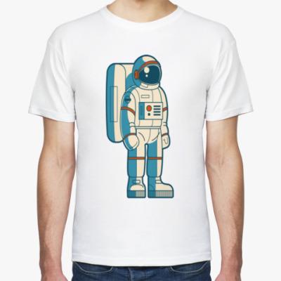 Футболка Астронавт