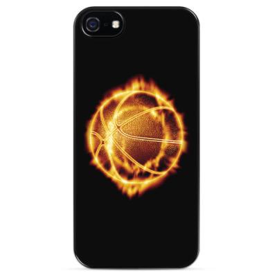 Чехол для iPhone Баскетбольный мяч