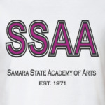 Отличная футболка СГАКИ (ж)