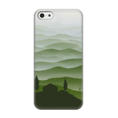 Чехол для iPhone 5/5s Италия (путешествия)