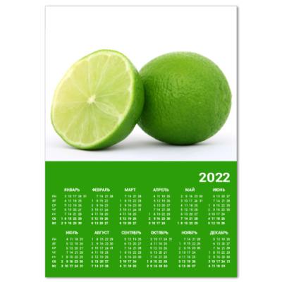 Календарь Лайм