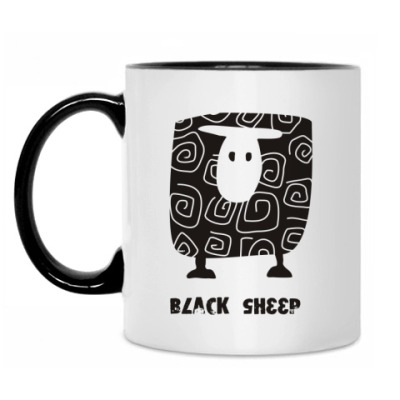Кружка BLACK SHEEP