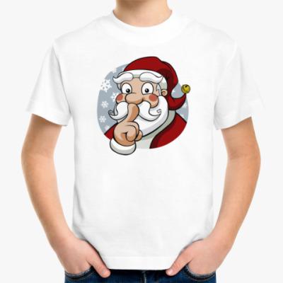 Детская футболка Funny Santa