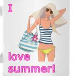 я люблю лето