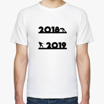 Футболка 2019