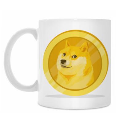 Кружка GOLD DOGE