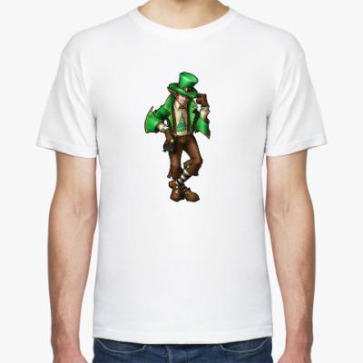 Футболка Leprechaun, Irish pride