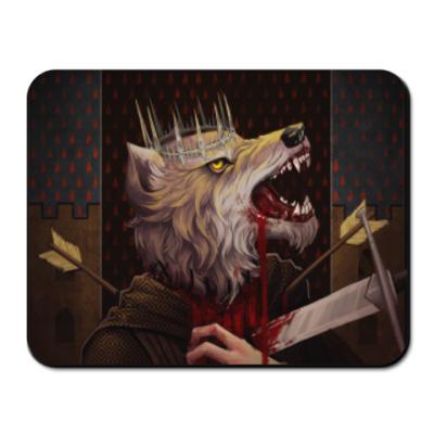 Коврик для мыши STARK - KING OF NORTH