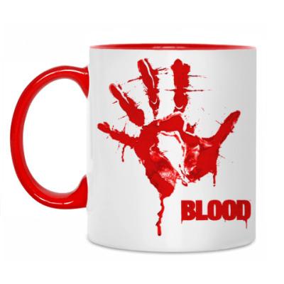 Кружка Blood