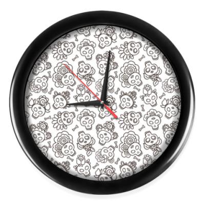 Настенные часы Думай о вечном