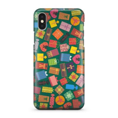 Чехол для iPhone X Подарки