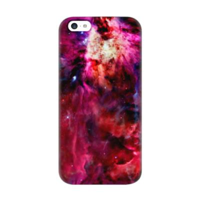 Чехол для iPhone 5c Космический взрыв