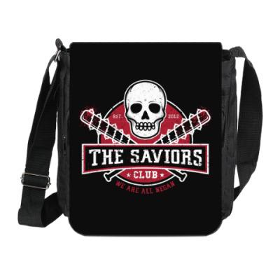 Сумка на плечо (мини-планшет) Walking Dead The Saviors TWD