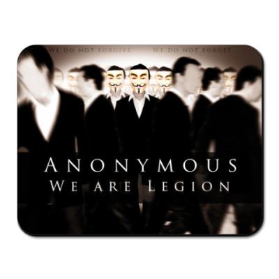 Коврик для мыши  Anonymous
