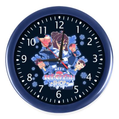 Настенные часы Overwatch Мэй Mei-Ling Zhou