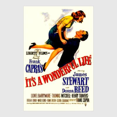 Постер It's a wonderful life