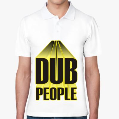 Рубашка поло Dubstep