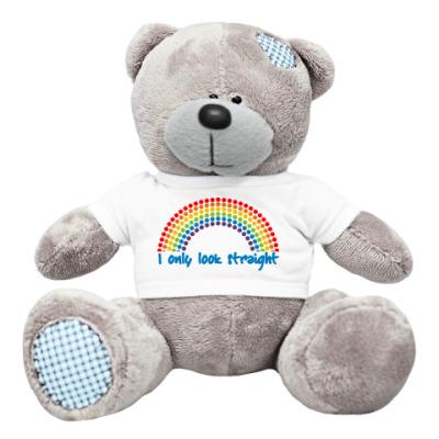 Плюшевый мишка Тедди Я только с виду такой