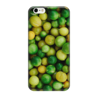 Чехол для iPhone 6/6s Лимоны